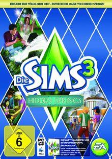 Die Sims 3: Hidden Springs [Download-Code]