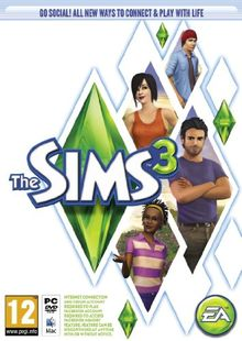 The Sims 3 (PC DVD) [UK IMPORT]