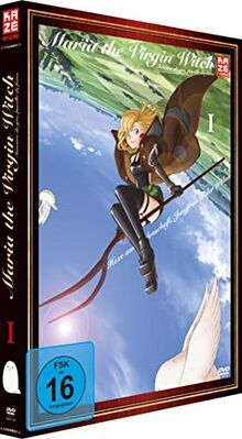 Maria the Virgin Witch - Junketsu no Maria - Vol. 1 - [DVD]