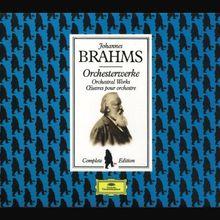 Complete Brahms Edition Vol. 1: Orchesterwerke [BOX SET]