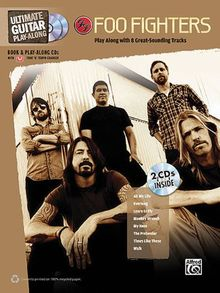 Foo Fighters - Ultimate Guitar Play-Along: Book/2-CD Pack (Ultimate Play-Along)