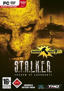 S.T.A.L.K.E.R. - Shadow of Chernobyl (PC)