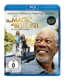 The MAGIC of BELLE ISLE - Ein verzauberter Sommer [Blu-ray]
