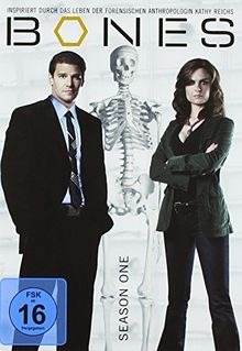 Bones - Season One [6 DVDs]