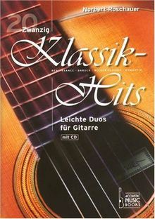 Zwanzig Klassik-Hits, m. Audio-CD