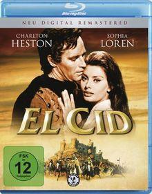 El Cid (Digital Remastered) [Blu-ray]