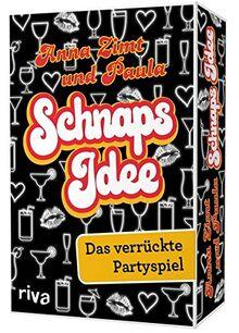 Schnapsidee: Das verrückte Kartenspiel