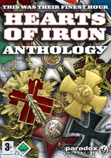 Hearts of Iron Anthology (PC)