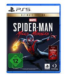 Marvel's Spider-Man: Miles Morales Ultimate Edition inkl. Spider-Man Remastered- [PlayStation 5]