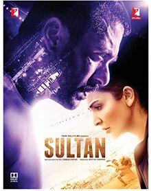 "SULTAN ""2 Disc Pack"" BLU-RAY - (Hindi mit Englischem Untertitel) - Yash Raj Film's Original Bollywood Film - Salman Khan, Anushka Sharma - 2016"