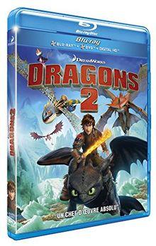 Dragons 2 [Blu-ray] [FR Import]