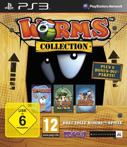 worms collection von team 17. Black Bedroom Furniture Sets. Home Design Ideas