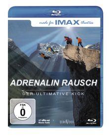 IMAX: Adrenalin Rausch - Der ultimative Kick [Blu-ray]