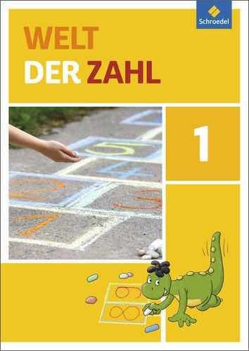 Welt der Zahl - Ausgabe 2015 für Nordrhein-Westfalen, Hessen, Rheinland-Pfalz und Saarland: Schülerband 1