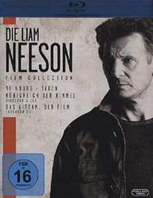 Die Liam Neeson Film Collection [Blu-ray]