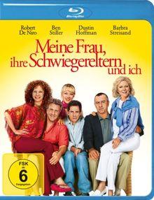 Meine Frau, ihre Schwiegereltern und ich [Blu-ray]