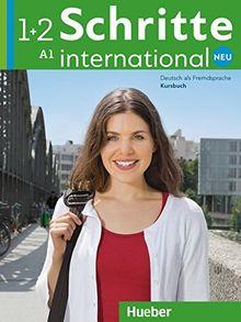 Schritte international Neu 1+2: Deutsch als Fremdsprache / Kursbuch (SCHRITTE INT.NEU)