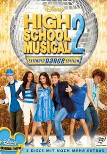 High School Musical 2 (Extended Dance Edition) [2 DVDs]