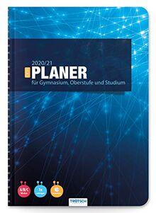 Trötsch Schulplaner Gymnasialplaner Network 2020/2021: Schülerkalender, Timer, Terminkalender: Schlerkalender, Timer, Terminkalender