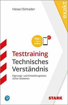 Hesse/Schrader: EXAKT - Testtraining Technisches Verständnis