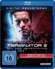 Terminator 2 (Special Edition / Digital Remastered) [Blu-ray]