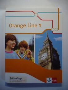 Orange Line IGS 1. Schülerbuch. Ausgabe 2014