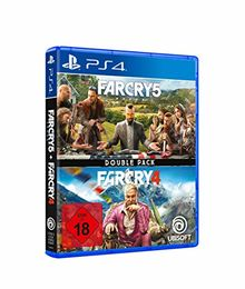 Far Cry 4 + Far Cry 5 (Double Pack)