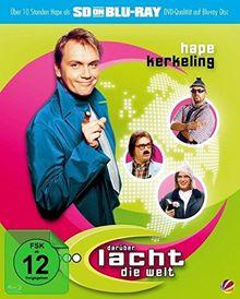 Hape Kerkeling - Darüber lacht die Welt (SD on Blu-ray)