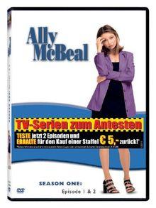 Ally McBeal: Season One, Episode 1 & 2