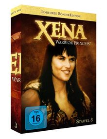 Xena - Staffel 3 *Limited Edition* [6 DVDs]