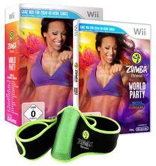 Zumba Fitness World Party (inkl. Fitness-gürtel)
