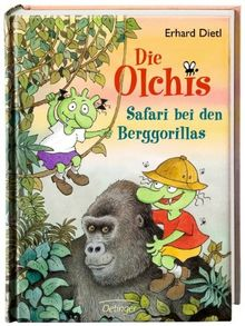 Die Olchis. Safari bei den Berggorillas