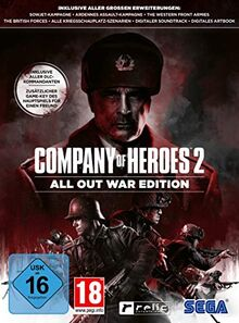 Company of Heroes 2: All Out War Edition (PC) (64-Bit)