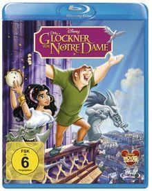 Der Glöckner von Notre Dame [Blu-ray]