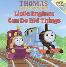 Little Engines Can Do Big Things (Thomas & Friends) (Pictureback(R))