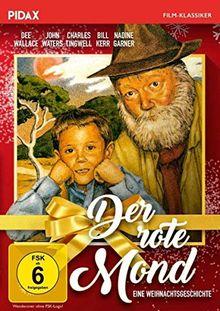 Der rote Mond - Eine Weihnachtsgeschichte / Bezaubernder Weihnachtsfilm mit toller Besetzung (Pidax Film-Klassiker)