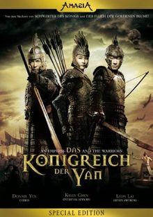 Das Königreich der Yan - An Empress and the Warriors [Special Edition]