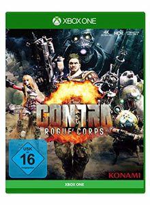 Contra: Rogue Corps für Xbox One USK ab 16 Jahren Singleplayer- oder Multiplayer-Modus