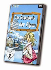 Wimmelbild - Das Geheimnis der Alpen