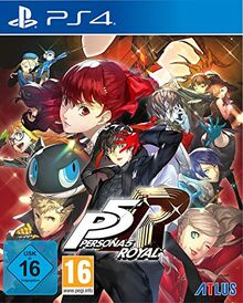 Persona 5 Royal (Playstation 4)