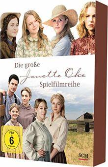 Die komplette Janette Oke-Spielfilmreihe [10 DVDs]