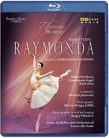 Elegance - The Art of Marius Petipa: Raymonda [Blu-ray]
