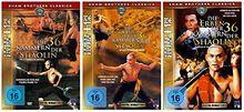 Die 36 Kammern der Shaolin - TRILOGIE (3DVDs)