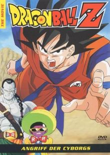 Dragonball Z - The Movie: Angriff der Cyborgs