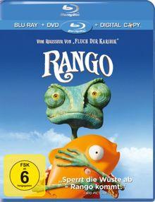 Rango (+ DVD + Digital Copy) [Blu-ray]