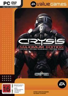 Crysis Maximum Edition (Value Games) (PC) (New)