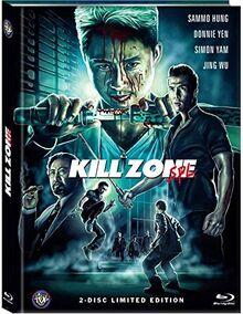 Kill Zone SPL - Mediabook Cover B limitiert (+ DVD) [Blu-ray]
