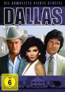 Dallas - Die komplette vierte Staffel (7 DVDs)