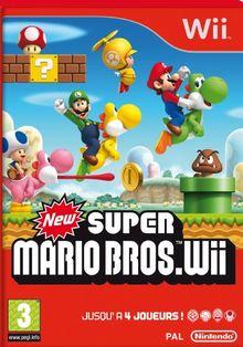 New Super Mario Bros.Wii [WII]