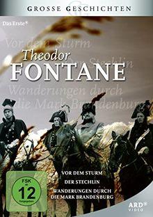 Theodor Fontane Box - Grosse Geschichten [6 DVDs]